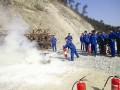 湖北天海石油集团举办消防安全演练