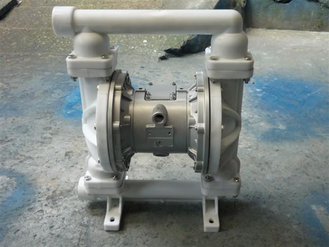 风暴QBK系列隔膜泵 气动隔膜泵QBK-40PF聚丙烯